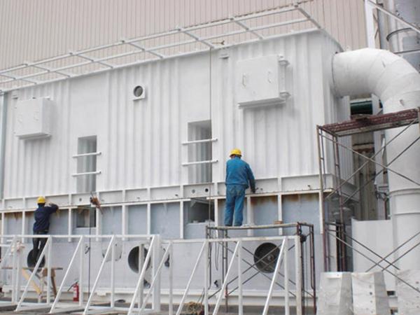 VOCs废气更换项目