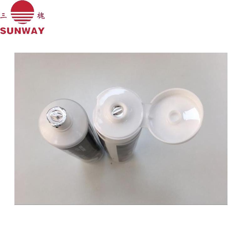 PE全塑化妆品软管旋盖机