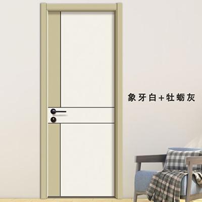 免漆生态门