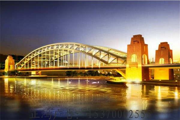 大桥亮化案例