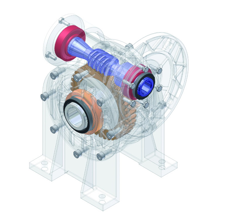 蜗轮蜗杆减速机