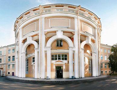 圣彼得堡巴甫洛夫医学院