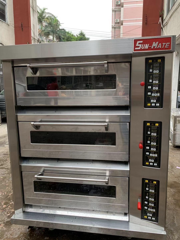 三麦电烤箱