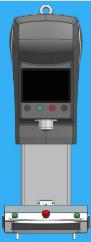 伺服压力机主视图