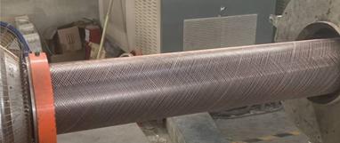钢丝网骨架塑料复合管试压过程中的注意点