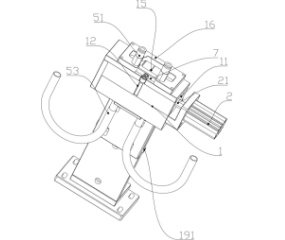 赛玛科技凸轮槽分螺丝结构图