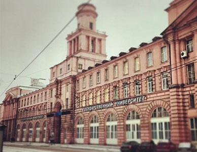 圣彼得堡国立信息技术机械与光学大学