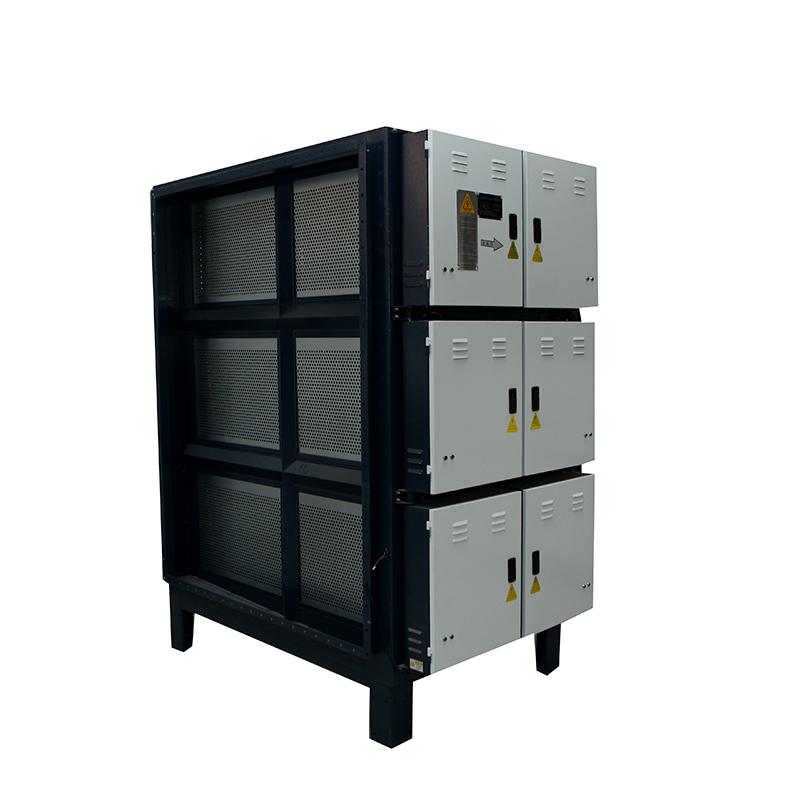 工业油烟净化器_热处理工业油烟净化设备_上海宏净环保