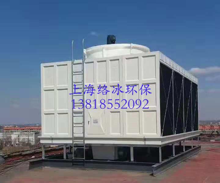 """络冰为您分享横流式冷却塔使用过程中的小""""雷区"""""""
