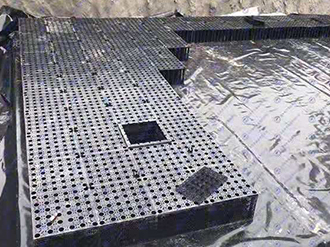 有关雨水收集模块你了解多少?