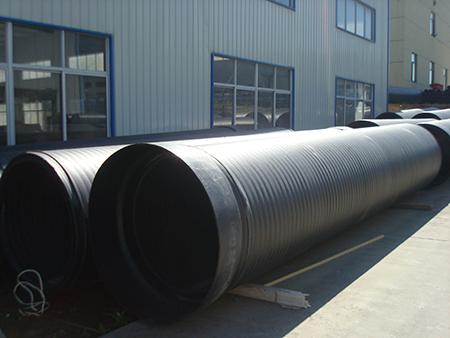 武汉HDPE双壁波纹管在排水系统中的应用
