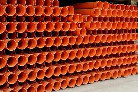 PVC-C电力电缆护套管