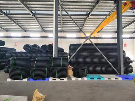 武汉HDPE波纹管的结构和优势
