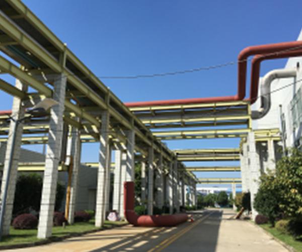 廢氣管道制作安裝
