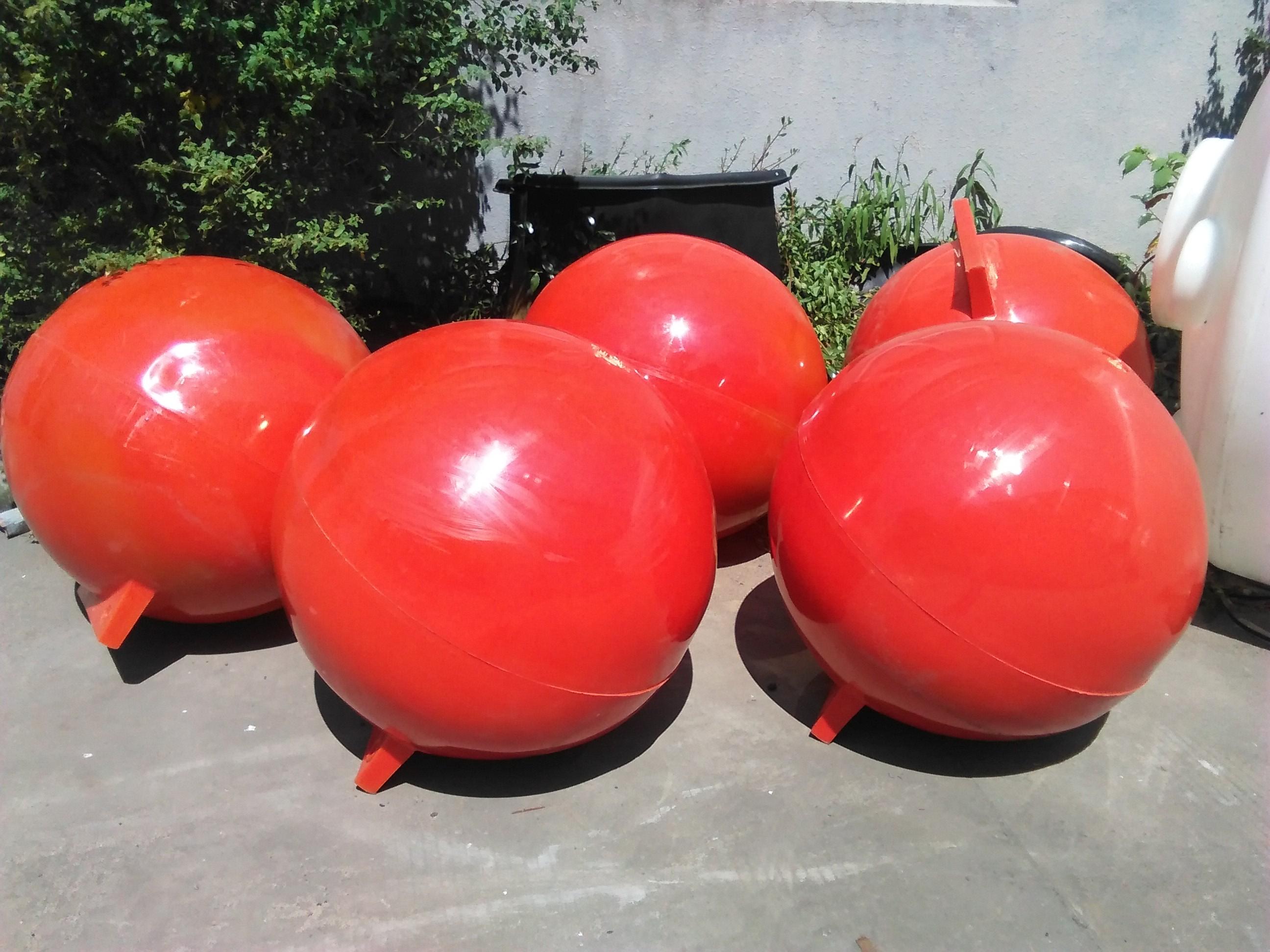 水电站信号浮球