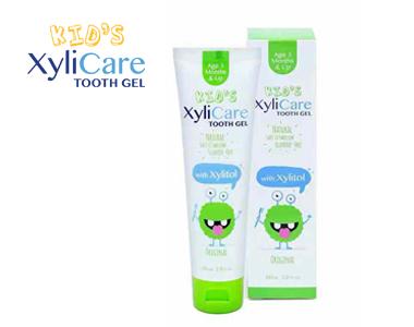 Xylicare莱利可原味婴幼儿小怪兽牙膏