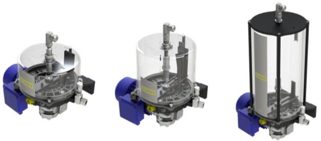 PEG/PEO 520-540-580电动润滑泵