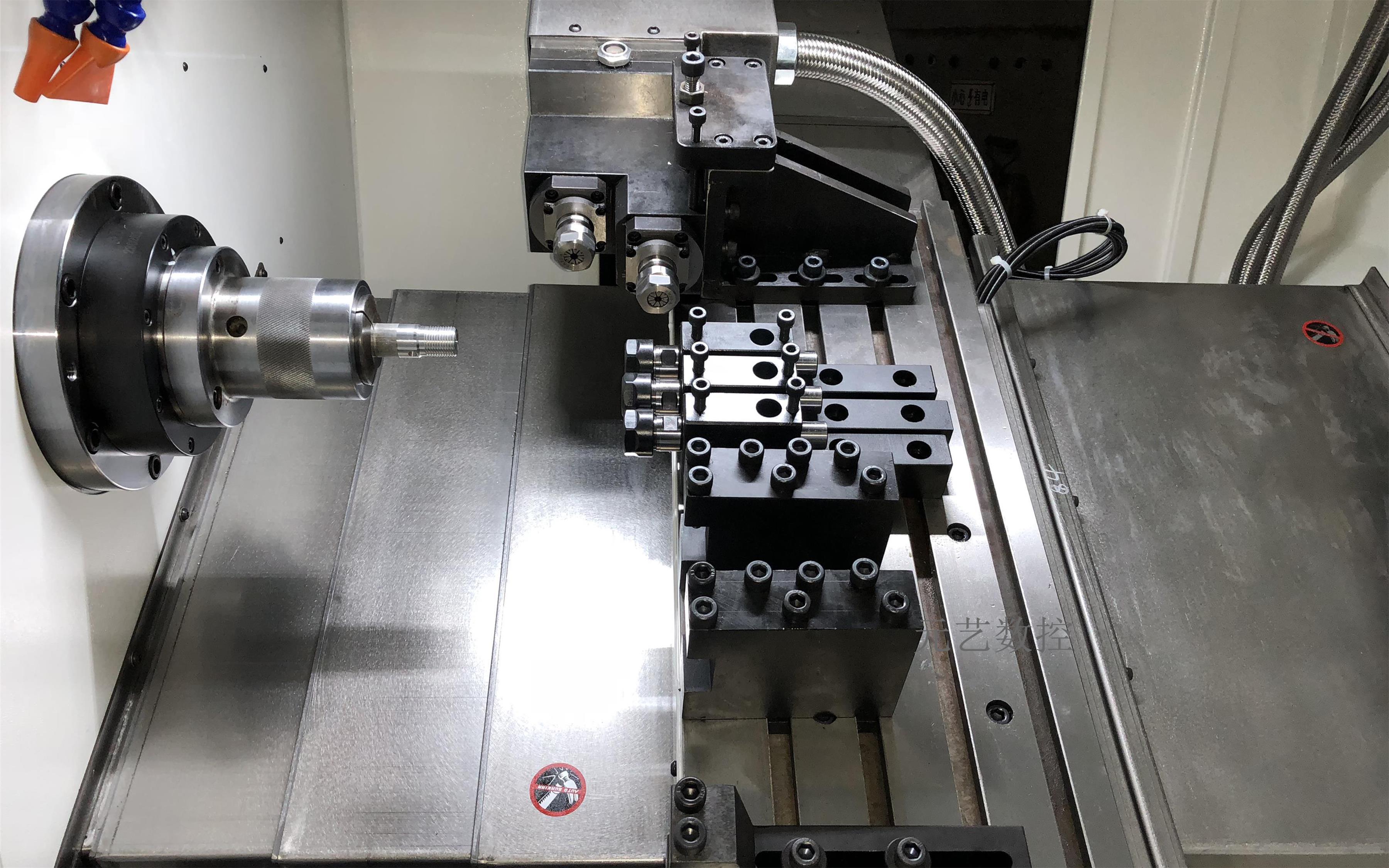 CK46X/X 精密斜軌車銑復合數控車床