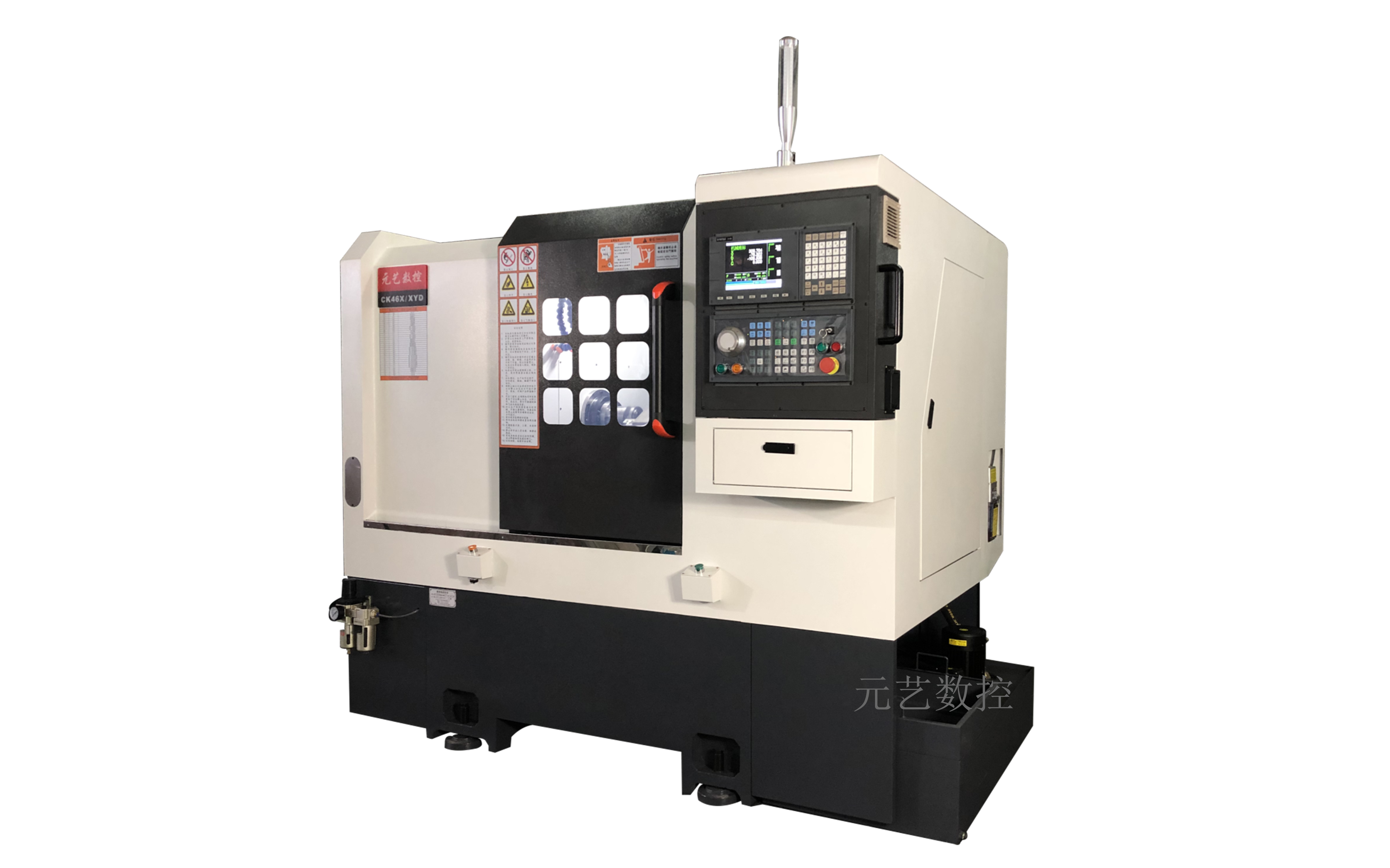 CK46X/XYD Y軸車銑復合數控車床
