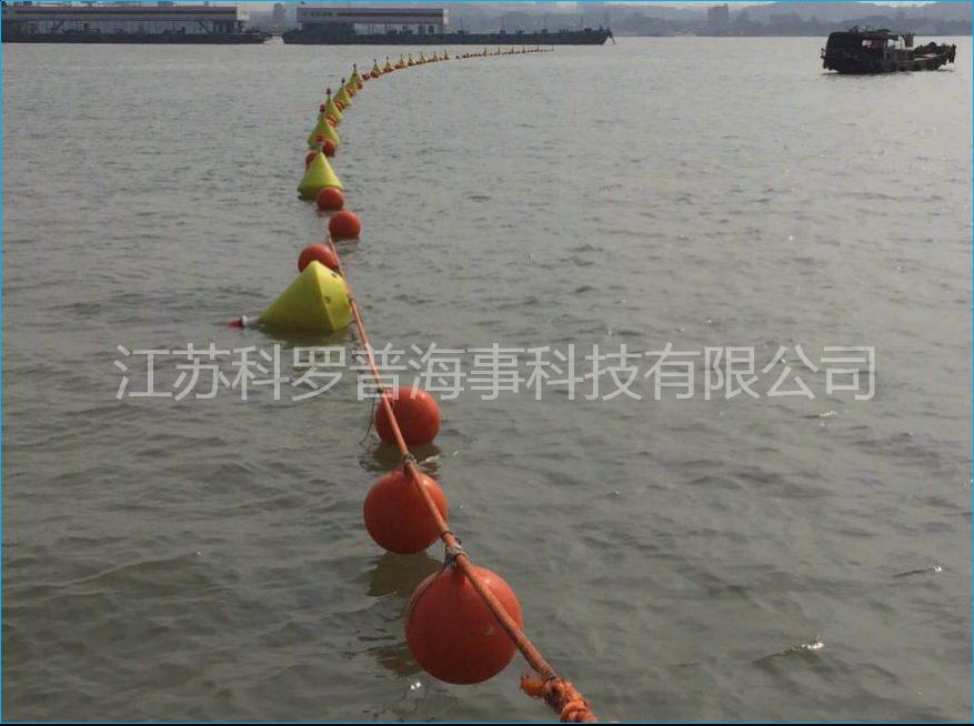 水上施工用警示浮标