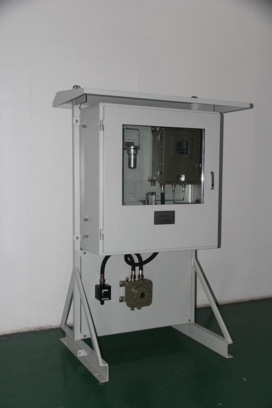 在线微量水分分析系统