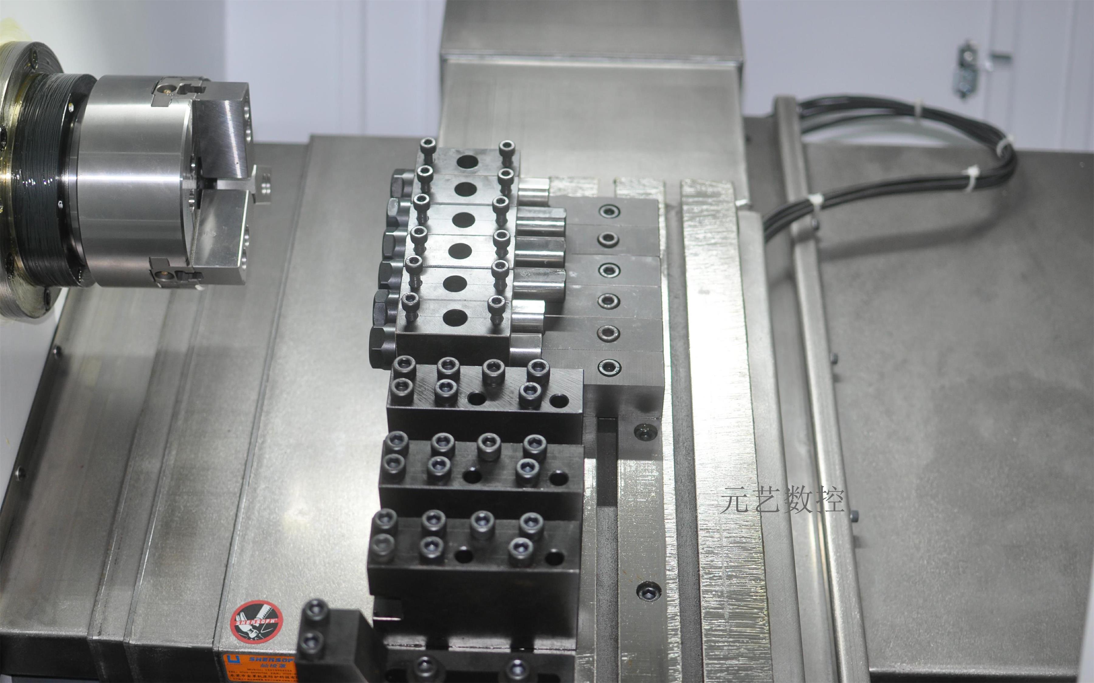 CK46X排刀斜軌精密數控車床