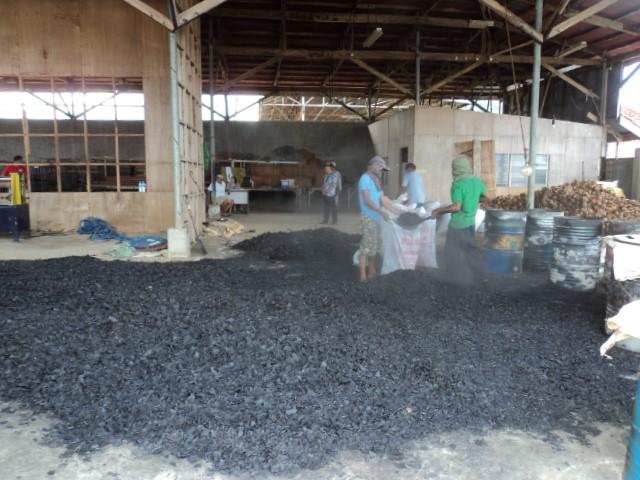 活性炭的堆积密度是什么?