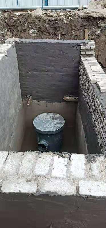 雨水收集利用系统施工
