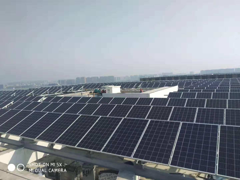 扶贫光伏发电项目