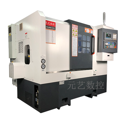 CK46X/XY row cutter Y-axis turning and milling composite precision CNC lathe