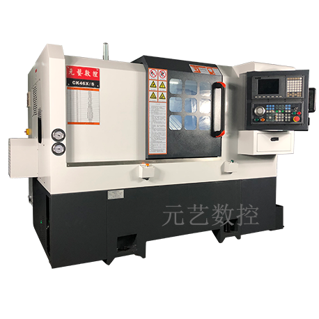 CK46X/S Multi-Cutting Turning and Milling Compound Precision CNC Lathe