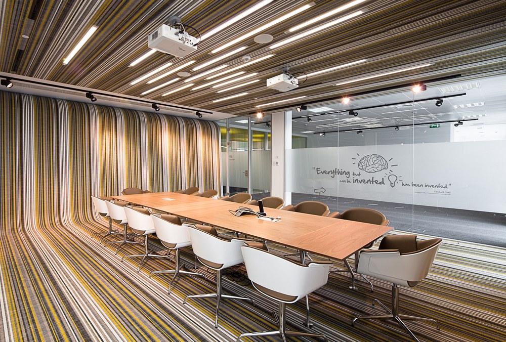 浅析上海办公室装修的注意细节工艺流程