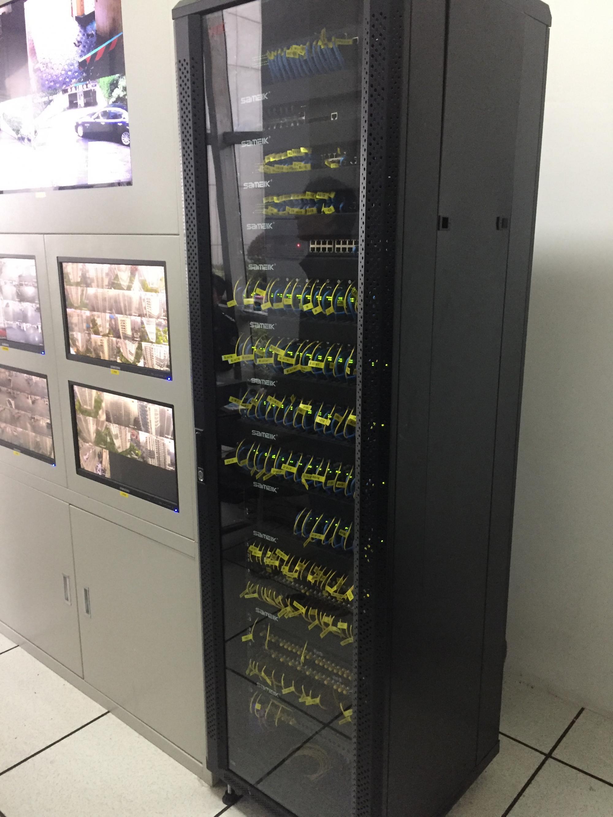 徐匯鼎圓小區智能化改造順利竣工