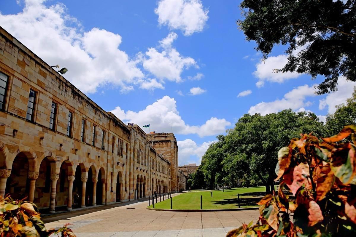 立德为留学带你寻找一年中有300天被阳光普照的地方-昆士兰大学