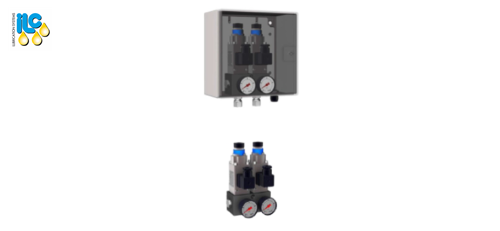 End Pressure Switch