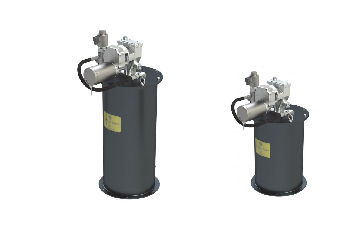 ELECTRO PUMP电动油脂泵