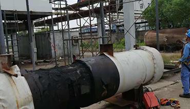 上海爱默金山药业有限公司设备、管道拆除项目
