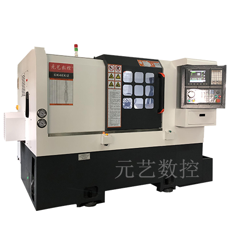 CK46X/Z斜轨排刀精密数控车床