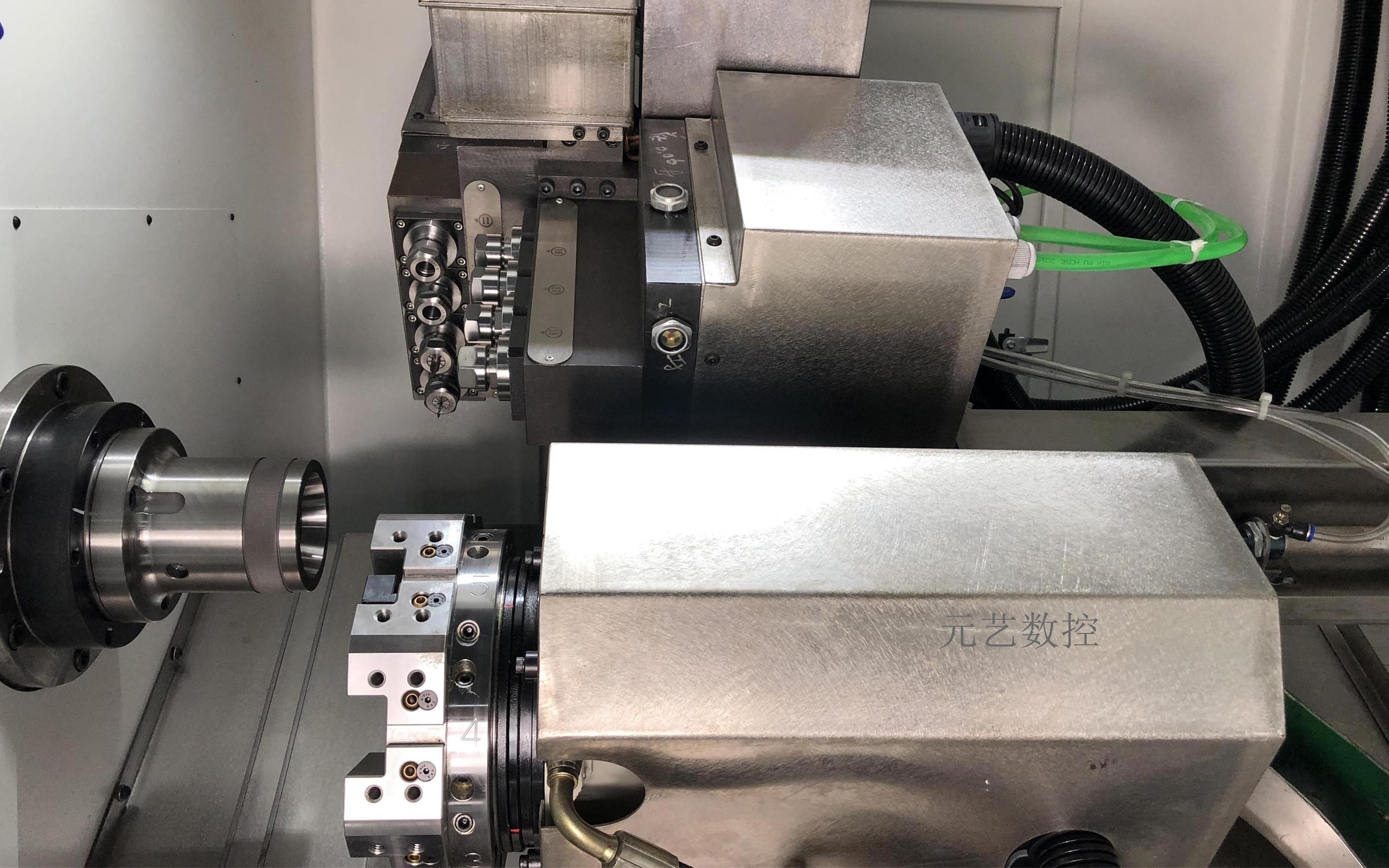 CK46X/XDY 刀塔車銑復合精密數控車床