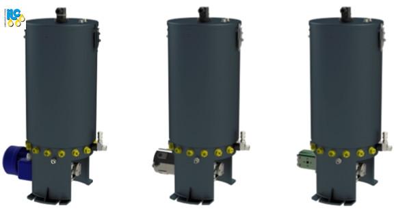 Peg-250n lubricating pump