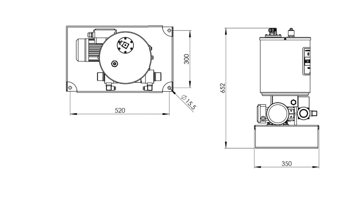 TWIN-双线泵