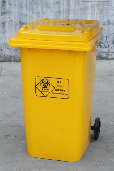 240L醫療塑料垃圾桶