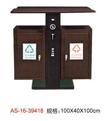 武漢戶外分類垃圾桶