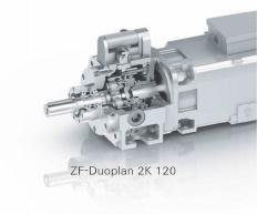 2K120/121齿轮箱