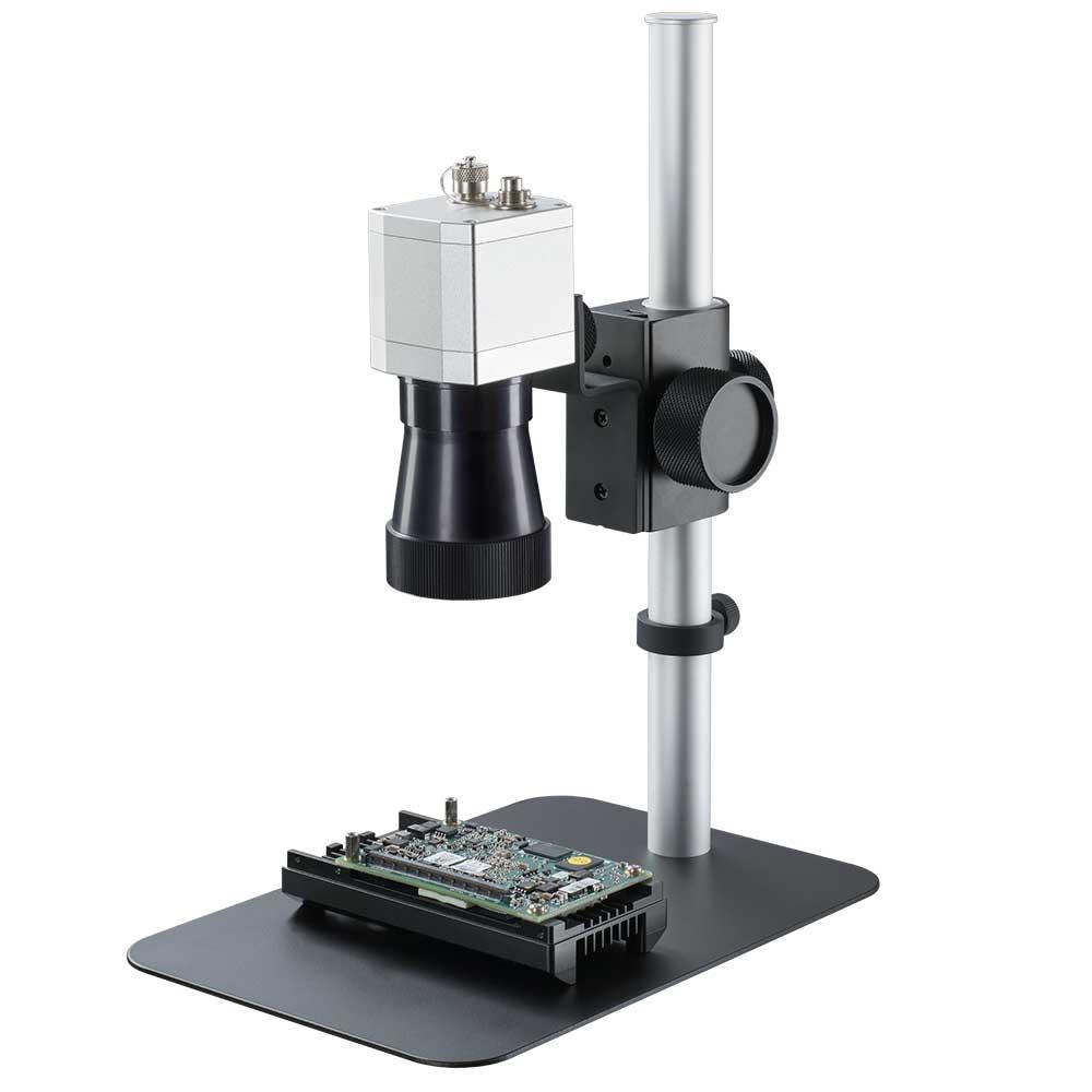 欧普士optris紧凑型显微镜头红外热像仪XI400