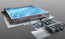 遊泳池水處理設備的工作原理和相關標準