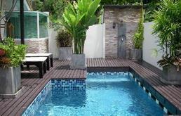家用遊泳池怎麽加熱
