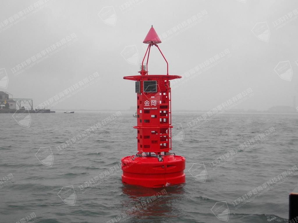 水上施工警示航标