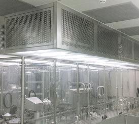 Laminar Flow Cover in Pharmaceutical Industry