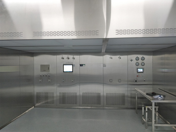 Weighing Cover in Pharmaceutical Industry